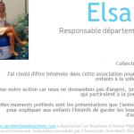 Elsa, collectrice depuis 2006