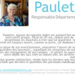 Paulette, collectrice depuis 13 ans